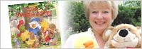 スージー・スパッフォードさん スージー・ズーの新シリーズ『ウィッツィー、きのうえにようこそ!』発売記念