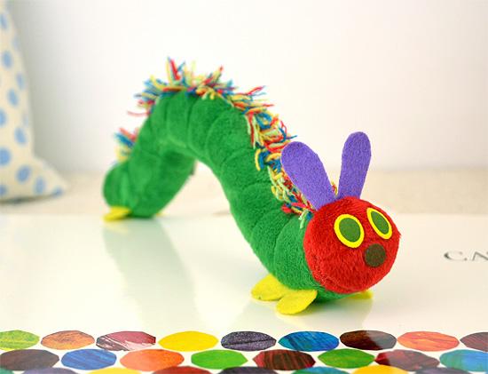 The Very Hungry Caterpillar with Plush(はらぺこあおむし ぬいぐるみ付きボードビッグブック)