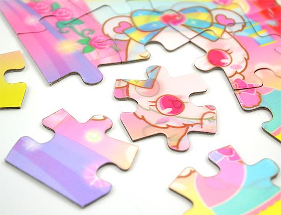 ジュエルペット絵がかわる!!とびだす!!スペシャル3Dパズル