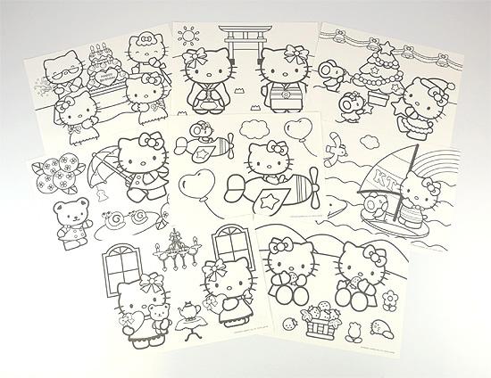 クリスマス 折り紙:キティちゃん 折り紙-divulgando.net