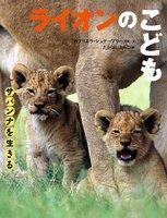 サバンナを生きる ライオンのこども