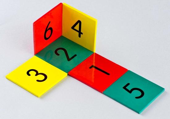 立方体展開パズル+体積プリント小学校1〜6年 勉強ひみつ道具 プリ具 第10弾
