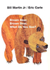 Brown Bear、Brown Bear、What Do You See?(洋書版)ボードブック