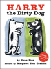 Harry the Dirty Dog �i�ǂ�񂱃n���[ �m���Łj �{�[�h�u�b�N