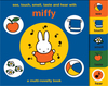 See、Touch、Smell、Taste and Hear with Miffy (洋書)