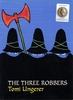 THE THREE ROBBERS(洋書 すてきな3にんぐみ)ペーパーバック版