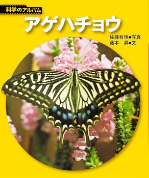 【新装版】科学のアルバム アゲハチョウ