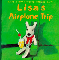 Lisa's Airplane Trip (リサ ひこうきにのる 洋書版)