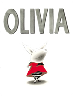 Olivia (オリビア 洋書版) ボードブック