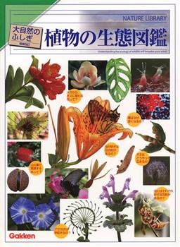大自然のふしぎ  増補改訂 植物の生態図鑑