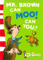 Mr. Brown Can MOO! Can You? 英語絵本CD付き