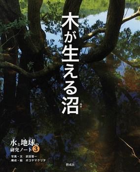 水と地球の研究ノート (3) 木が生える沼