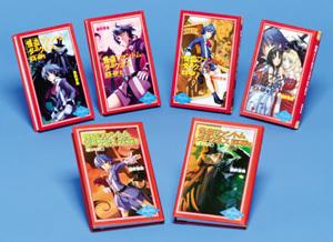 怪盗ファントム&ダークネスシリーズ(全6巻)