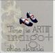 """""""Time is ART III"""" indigo+"""