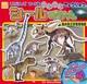 じぶんでつくる ホネホネ きょうりゅう シールずかん 福井県立恐竜博物館