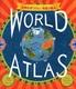 WORLD ATLAS  ���E���ڂ�����I�n�}�̊G�{