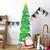 クリスマスタワー 入れ子型ブロックパズル ボードブック付