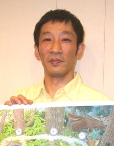 香川 元太郎(かがわげんたろう)