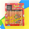 ミックス色鉛筆10本