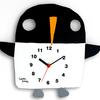 五味太郎 オリジナル時計  「ペンギン」