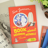 Book about Moomin Mymble and Little My