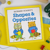 Richard Scarry Shapes & Opposites