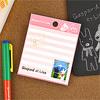 リサとガスパール のりつきメモ ピンク