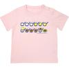 しろくまちゃん Tシャツ90cm ほっとけーき ピンク