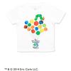(120cm)はらぺこあおむし 45周年メモリアルTシャツ(バルーン)