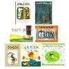 【3歳】絵本セレクト7冊ギフトセット<夏>(ギフトラッピング込み)