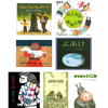 【5歳】絵本セレクト7冊ギフトセット<秋>(ギフトラッピング込み)