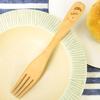 くまのがっこう 木製サラダフォーク(ジャッキー)