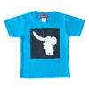 (110cm)コローロ キッズTシャツ ターコイズ