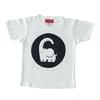 (110cm)コローロ キッズTシャツ ホワイト