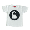 (120cm)コローロ キッズTシャツ ホワイト