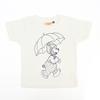 ラスムスクルンプ 100�pキッズTシャツ カサ(ホワイト)
