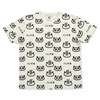 (S)tupera tupera Tシャツ パンダ銭湯 パターン