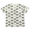 (L)tupera tupera Tシャツ パンダ銭湯 パターン