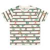 (L)tupera tupera Tシャツ やさいさん パターン