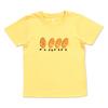 (110)tupera tupera Tシャツ おやおやおやつ なにしてる ビスケット