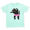 (S)tupera tupera Tシャツ しろくまのパンツ くろねこ