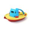 Green Toys タグボート ブルートップ