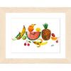 キャラファインB5 エリックカール Tropical fruits「トロピカルフルーツ」
