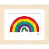 キャラファインA5 エリックカール Rainbow「虹」
