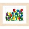 キャラファインA5 エリックカール Celestial Drawme book flowers 「チューリップ」