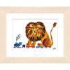 キャラファインA5 エリックカール 123-Zoo lion 「ライオン」