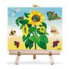 キャンバス&イーゼルセットF3 エリックカール Sunflower 「ひまわり」