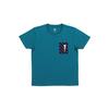 (SS)五味太郎 Tシャツ がいこつさん 刺繍