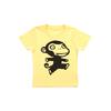 (130)五味太郎 Tシャツ さる るるる