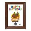 キャラファインミニ エリックカール Party cake 「パーティケーキ」